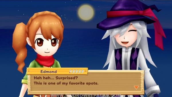 Harvest Moon Light of Hope Full Game