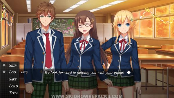 Visual Novel Maker SKIDROW