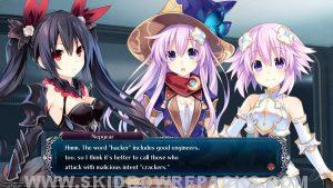 Cyberdimension Neptunia 4 Goddesses Online SKIDROW