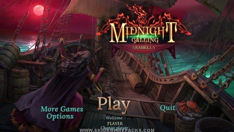 Midnight Calling 5: Arabella Collector's Edition Full Version