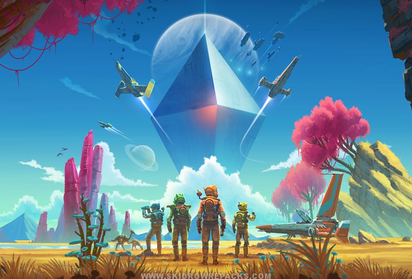 No Man's Sky NEXT Full Version