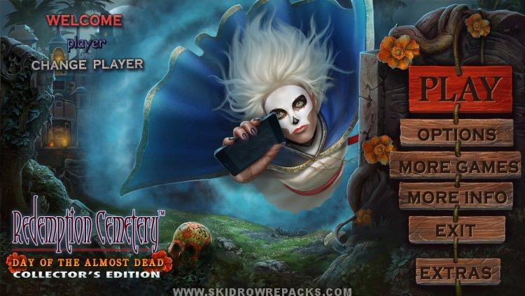 Redemption Cemetery 12 The Day of the Almost Dead Collectors Edition Full Version