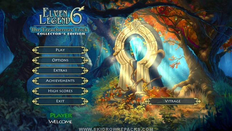 Elven Legend 6 The Treacherous Trick Collectors Edition Free Download