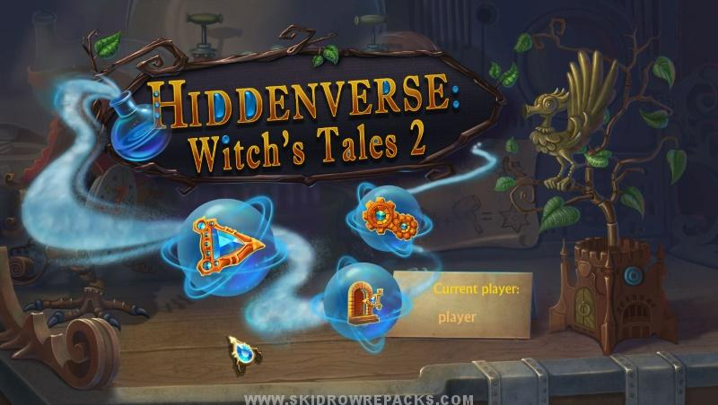 Hiddenverse Witchs Tales 2 Free Download