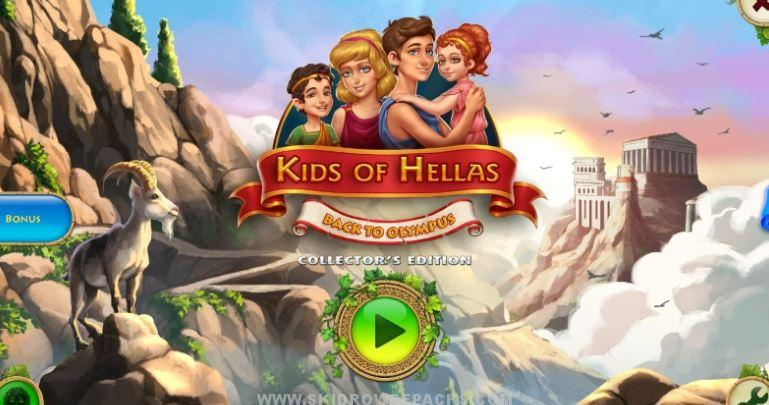 Kids of Hellas Back to Olympus Collectors Edition Free Download