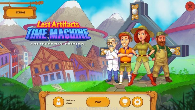 Lost Artifacts Time Machine Collectors Edition Free Download