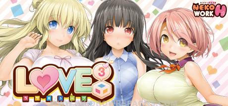 LOVE³ -Love Cube- English Visual Novel Free Download