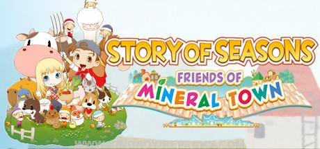 STORY OF SEASONS: Friends of Mineral Town include All DLC Free Download