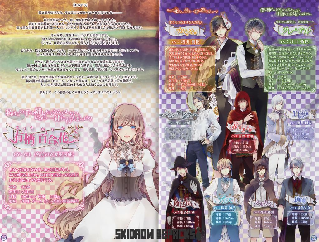 Taisho x Alice Episode II