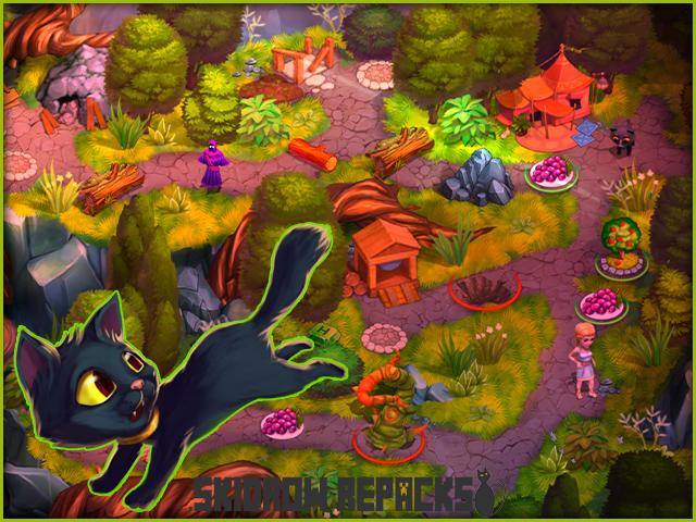 Adventures of Megara Demeter's Cat-astrophe Collector's Edition Free Download