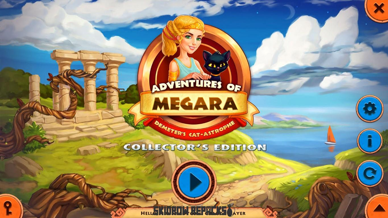 Adventures of Megara Demeter's Cat-astrophe Collector's Edition Free Download