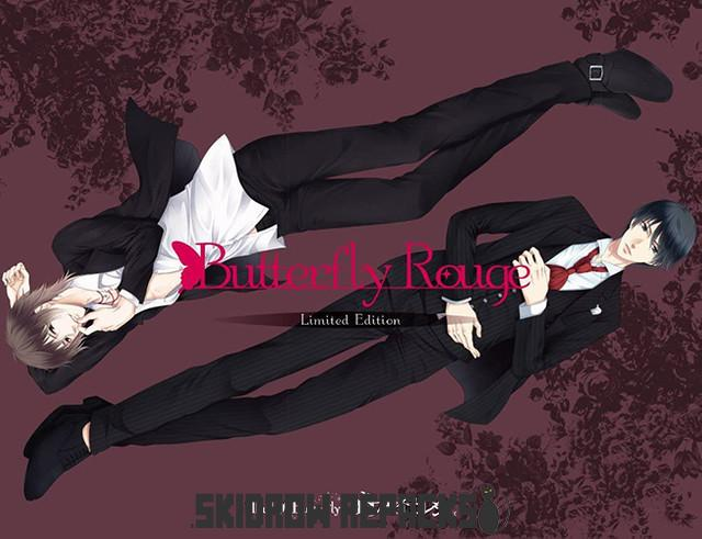 Dousei Kareshi Series Vol.3 Butterfly Rouge