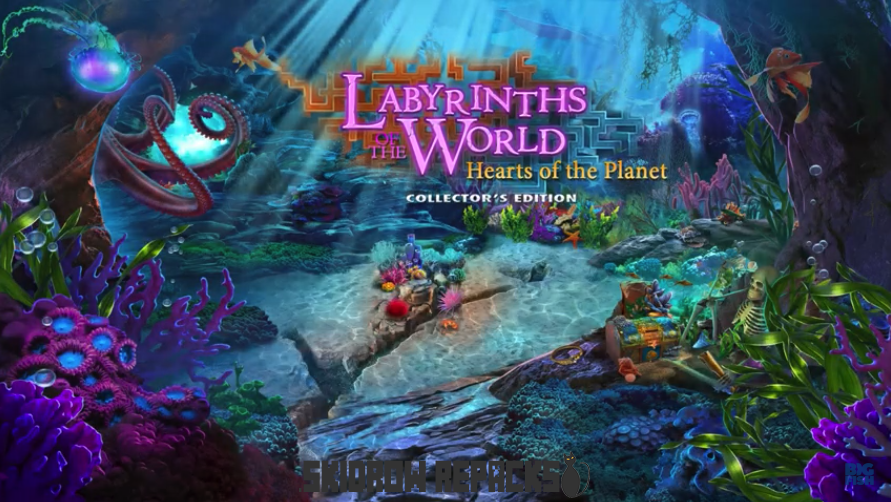 Labyrinths of the World 12 – Hearts of the Planet Collector's Edition Free Download